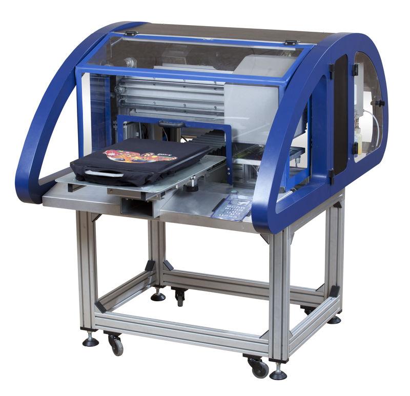 10cb9a3ff90 digitální stroj pro přímý potisk triček mikin a textilu